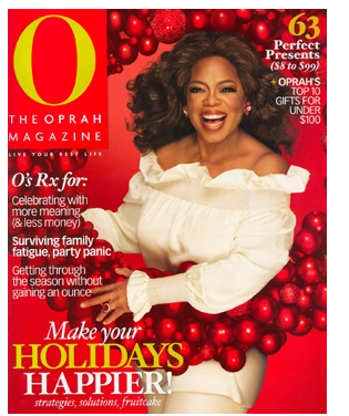Join in The Festivities - Enjoy Our Oprah Special